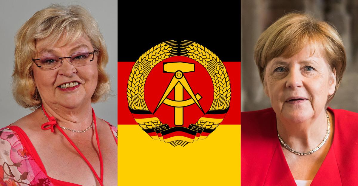 Kennen Borchardt und Merkel sich bereits seit dem Gymnasium in der DDR?