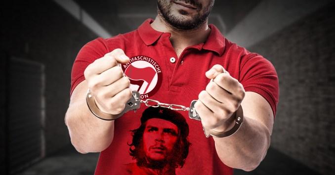 Kriminelle Organisation: Ermittlungen gegen Antifa aufgenommen