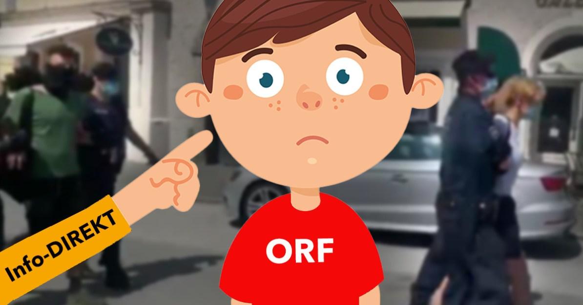 Nach Info-DIREKT-Faktencheck: ORF bringt halbherzige Richtigstellung!