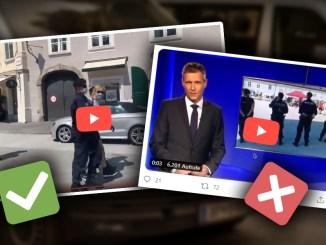 Lückenpresse: ORF-Bericht entspricht nicht den Tatsachen
