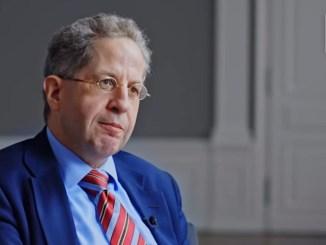 Hans Georg Maassen in einem empfehlenswerten Interview mit Epoch Times.