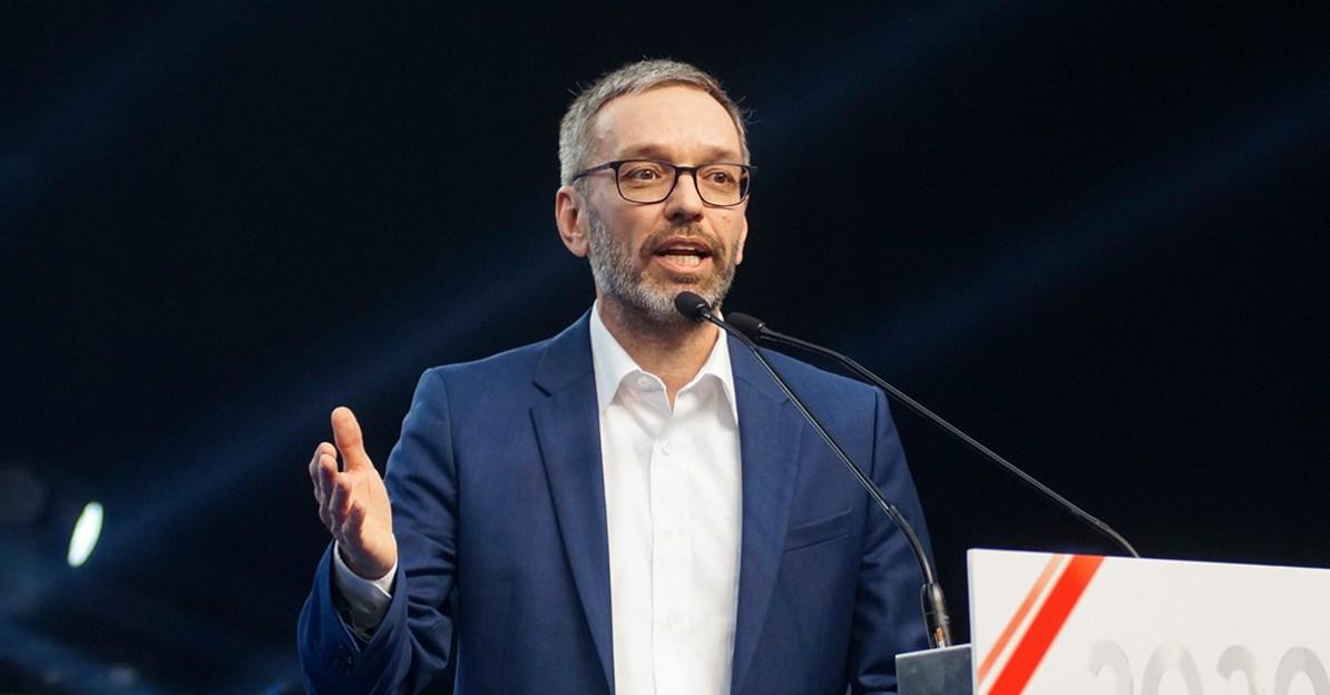 Herbert Kickl: Gegen die Identitären liegt nichts vor!