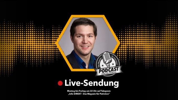 Podcast zum PCR-Test-Skandal in Tirol mit Fabian Walch (FPÖ)