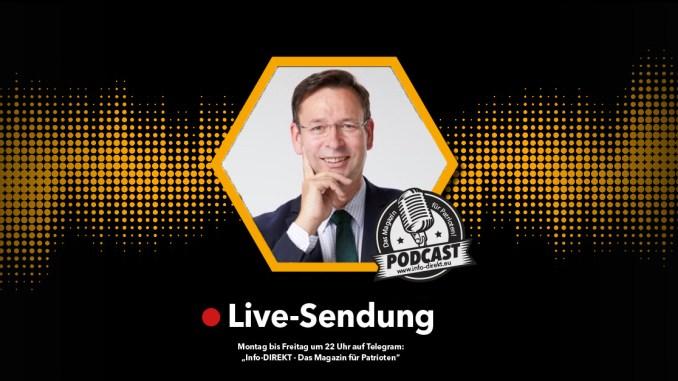 Podcast mit Hermann Brückl (FPÖ) über Bildung in Corona-Zeiten