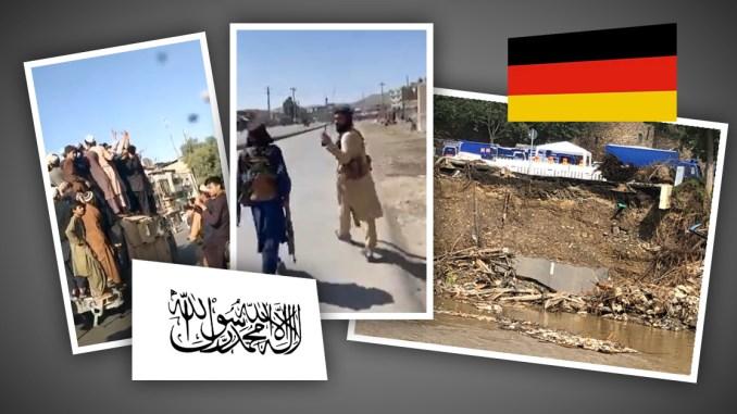 Das Interesse der Deutschen Bundesregierung gilt primär allen Fremden