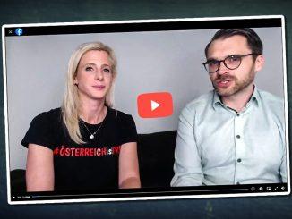 Edith Brötzner und Michael Scharfmüller im Gespräch