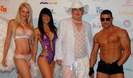Fiestra de Apertura Discoteca Beachclub de Lloret de Mar