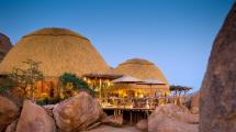 Camp Kipwe - Luxury Lodge In Damaraland 15 Km North