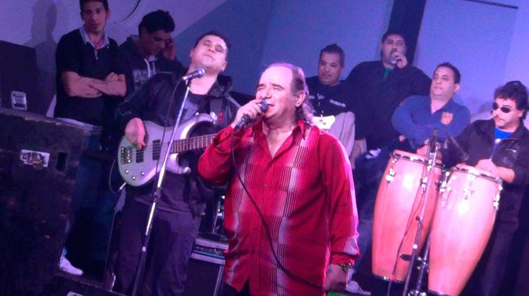 "Falleció Juan Carlos ""Banana"" Mascheroni, cantante de Los Del Fuego"