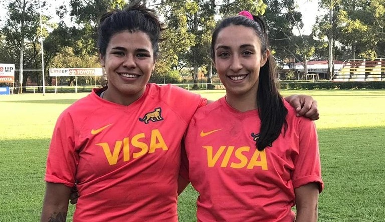 Dos jugadoras de Aguará Guazú convocadas por Las Pumas para el clasificatorio a los Juegos Olímpicos de Tokio 2020