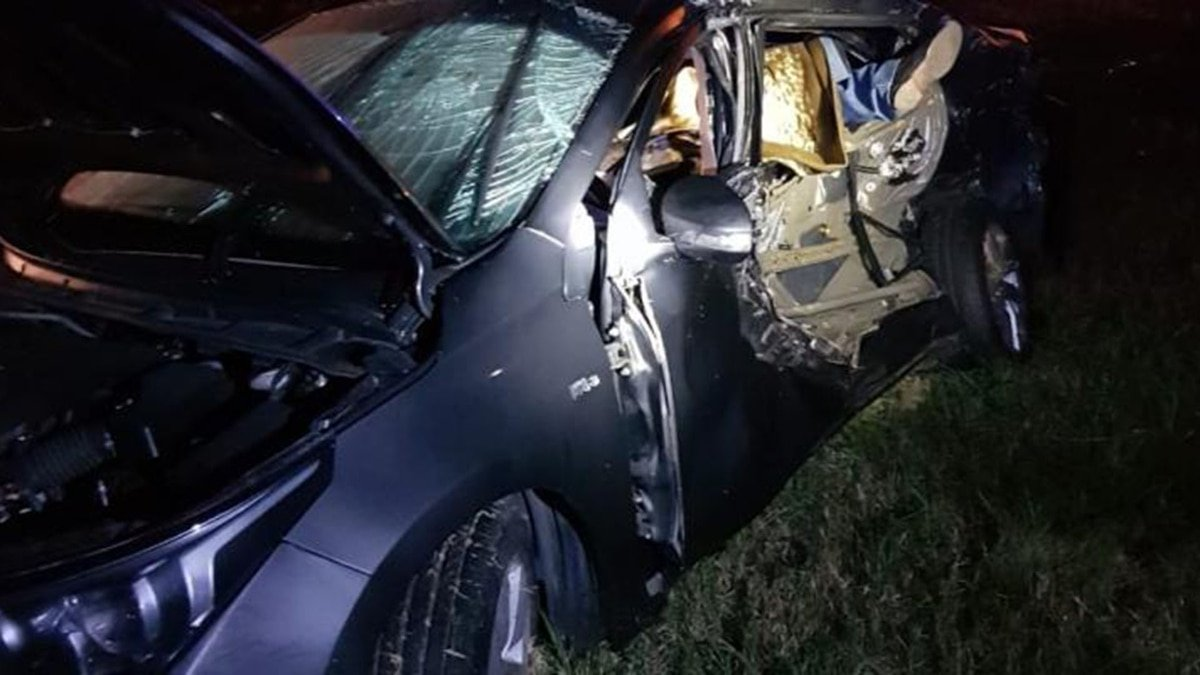 El chofer de Juan Manuel Urtubey falleció en un accidente en la ruta 9