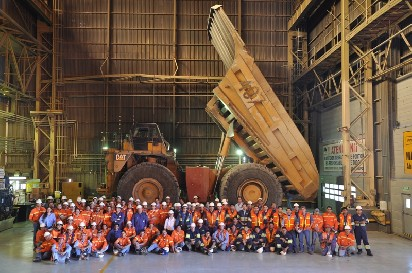 empleados minera alumbrera