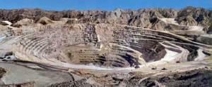 Open Pit Minera Alumbrera