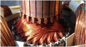 bobina de cobre