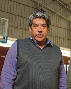 El intendente de Hualfín Alfredo Romero