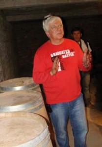 Enólogo Rolando Lazzarotti