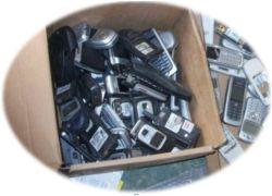 Reciclado de Aparatos Electricos y Electrónicos.