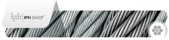Fabricante de cables de palas IPH