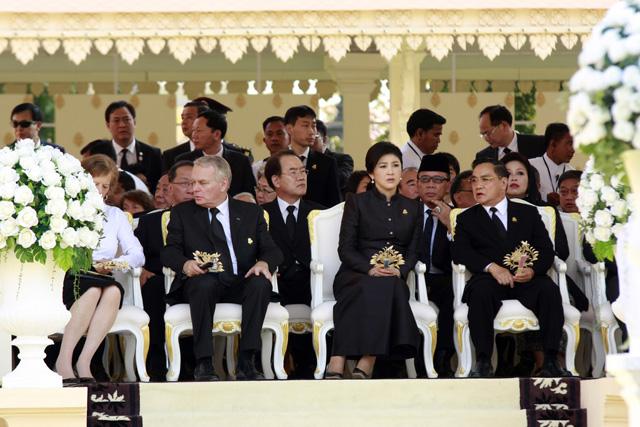 Mission Accomplie Pour Jean-Marc Ayrault En Thaïlande