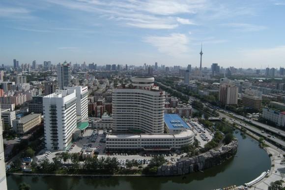 Le Premier Hôpital Central de Tianjin