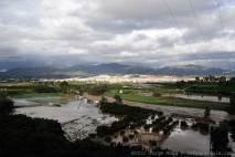 Land unter bei Vélez-Málaga