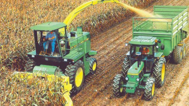 Las condiciones climáticas favorecieron el desarrollo y recolección de granos finos