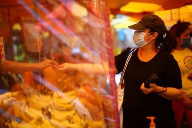 López-Gatell celebró las decisiones que ha tomado Claudia Sheinbaum respecto al manejo de la pandemia en la CDMX (Foto: Reuters)