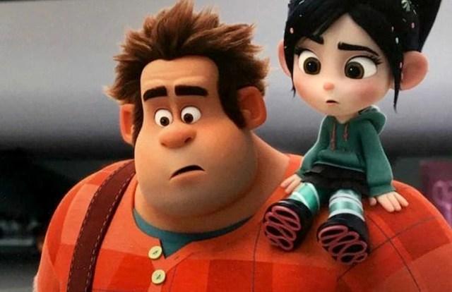 """Ralph Breaks the Internet."" Disney Animation"