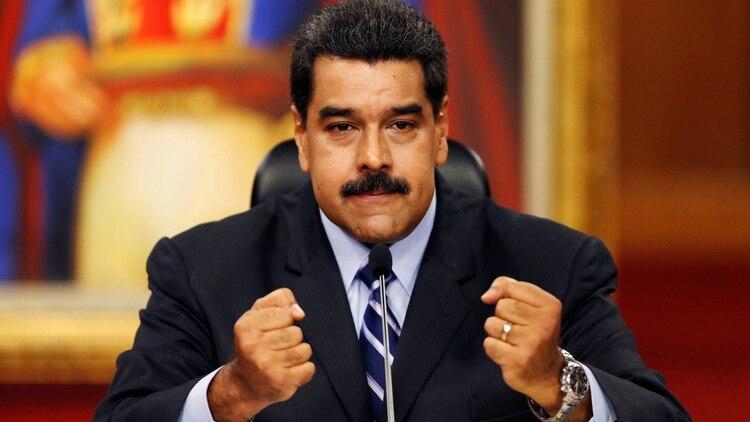 """Nicolás Maduro denunció que el bloqueo de Citgo es un """"robo"""" (Reuters)"""