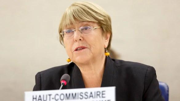 Michelle Bachelet elaboró un duro informe sobre la situación en Venezuela, en el que denunció casi siete mil ejecuciones extrajudiciales