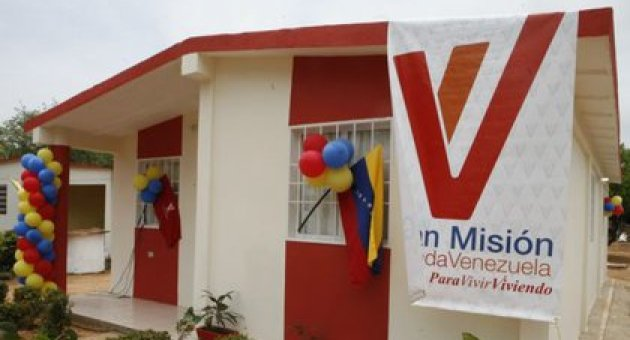 The regime took away their homes from many people who had been assigned them because they considered them not Chavistas or because they left the country