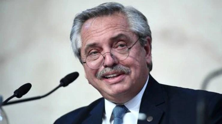 Alberto Fernández (Comunicación Senado)