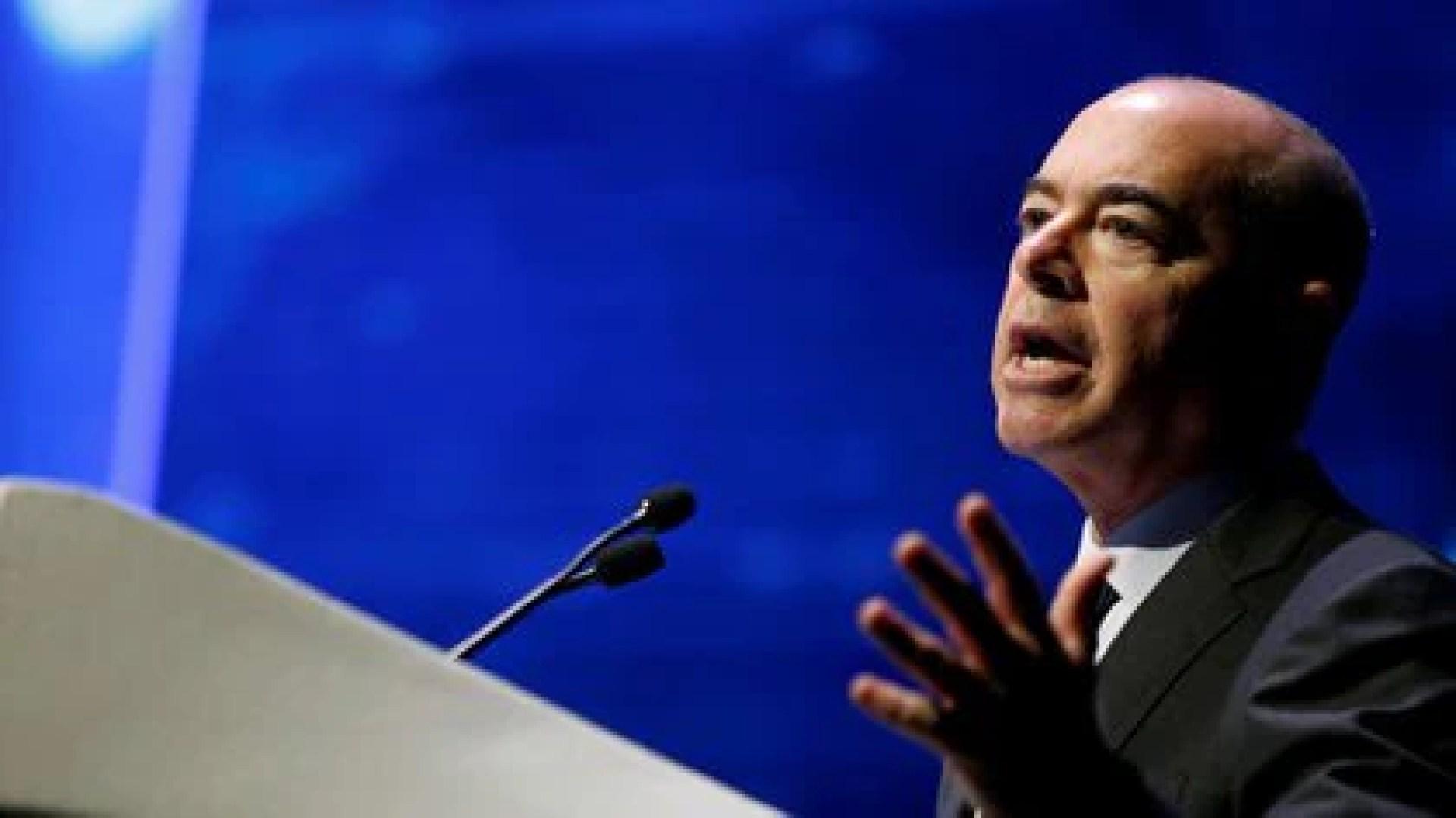 Alejandro Mayorkas será el secretario de Seguridad Nacional del gobierno de Joe Biden (REUTERS/Amir Cohen/Archivo)