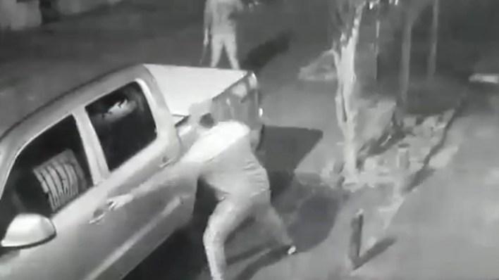 disparan a un conductor por un accidente de tránsito