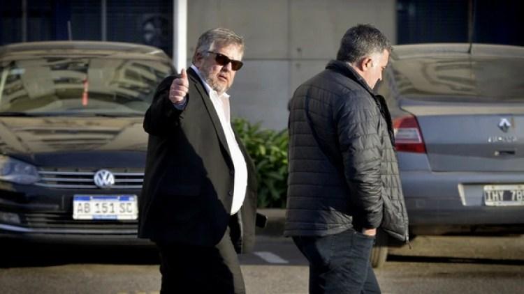 El fiscal federal Carlos Stornelli (Gustavo Gavotti)