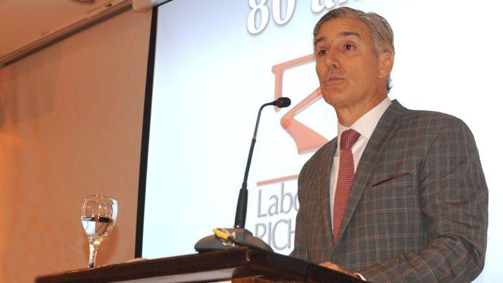 Marcelo Figueiras, presidente de Richmond