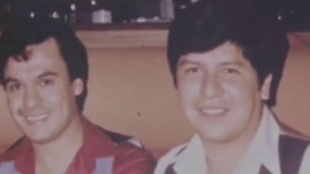 Joaquín Muñoz fue amigo de Alberto y trabajó con él hasta mediados de los años 80, cuando publicó un libro revelando intimidades del cantante (Foto: Joaquín Muñoz)