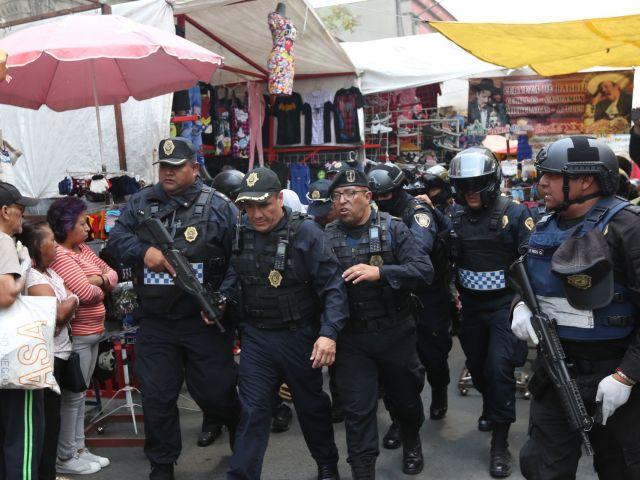 El narcomenudeo, las extorsiones y secuestros son las principales actividades ilegales con las que operan los cárteles que operan en la CDMX  (FOTO: ARMANDO MONROY / CUARTOSCURO)