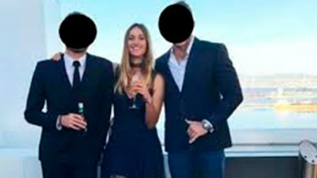 Fiona Viotti es la sobrina del ex entrenador de los Springboks, Nick Mallett
