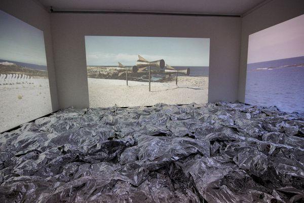 """""""Misterios"""", de Christian Boltanski, en el Museo Nacional de Bellas Artes"""