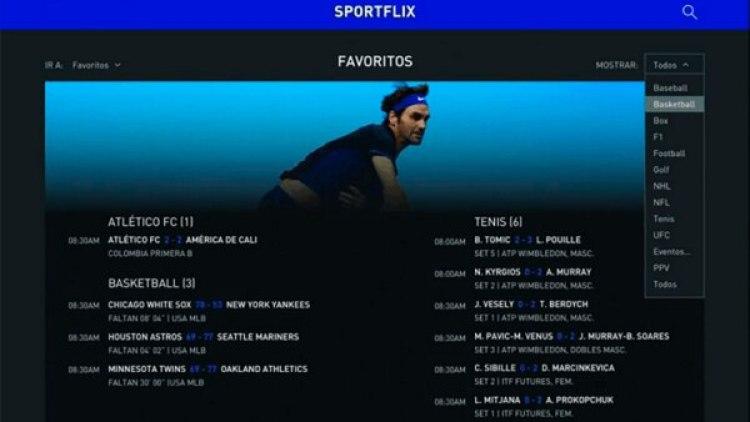 Qué es Sportflix, el