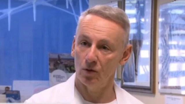 El doctor Luca Lorini