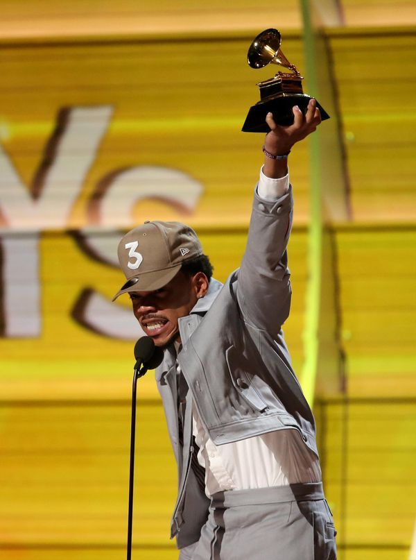 Chance the Rapper (REUTERS/Lucy Nicholson)