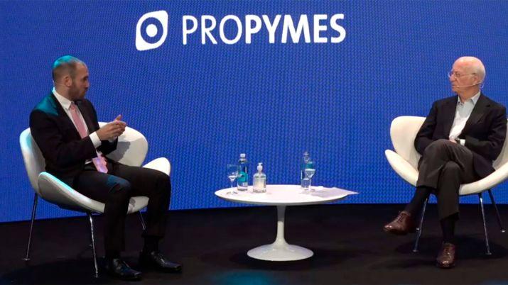 Propymes - Paolo Rocca y Martín Guzmán