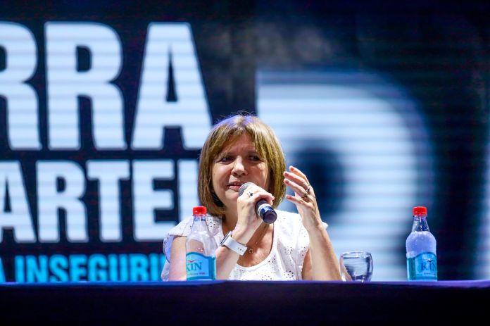 Patricia Bullrich Mar del Plata