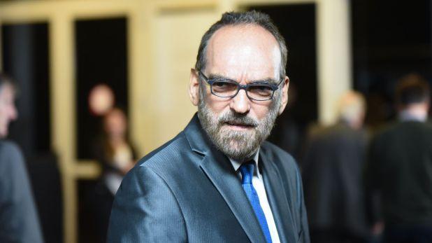 El diputado Fernando Iglesias fue uno de los opositores que más intervino durante el discurso del presidente Alberto Fernández