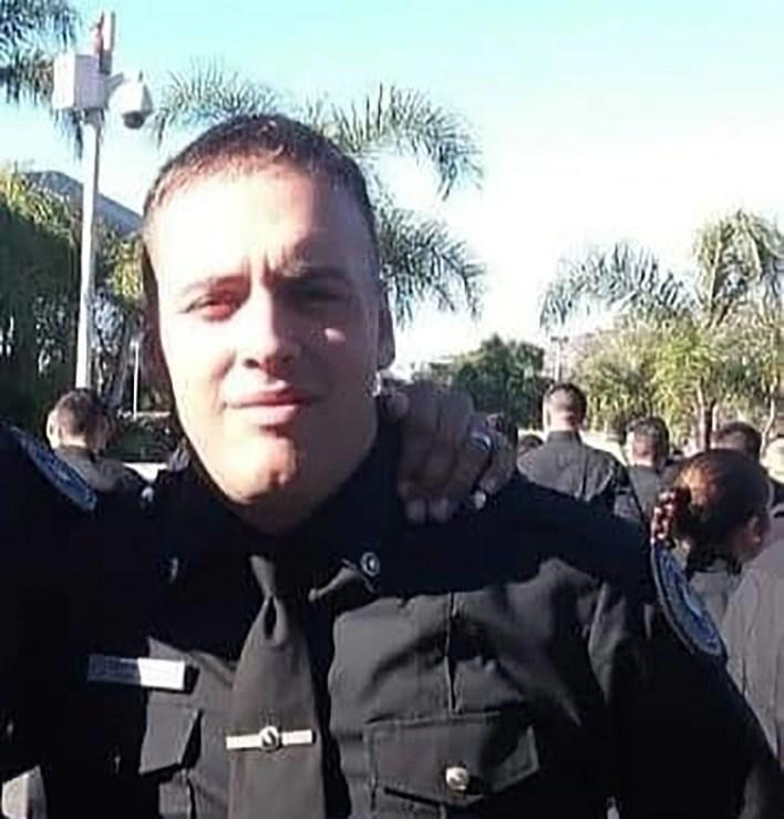 Policía federal asesinado en Barracas