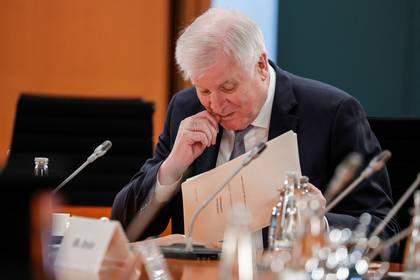 El ministro del Interior alemán, Horst Seehofer Odd Andersen/Pool via REUTERS