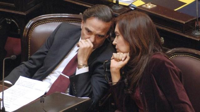 """""""No me parece conveniente compartir con el pasado"""", dijo Pichetto (NA)"""