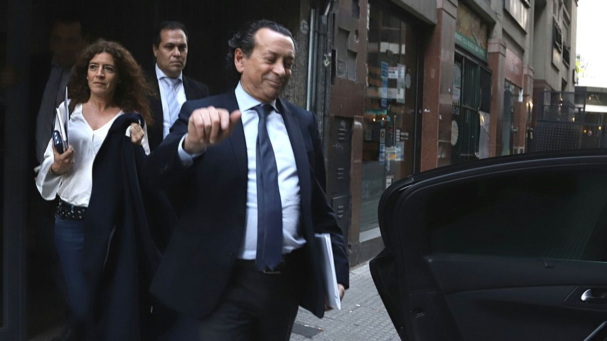 El ministro de Producción y Trabajo, Dante Sica (Gustavo Gavotti)